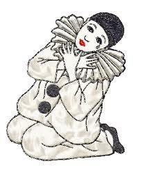 Pierrot Illustration Mardi Gras, Clown Clothes, Pierrot Clown, Clown Paintings, Clown Tattoo, Traditional Tattoo Art, Aesthetic Grunge Outfit, Images Vintage, Image Nature