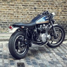 Kawasaki Z1000 Custom | Untitled Motorcycles