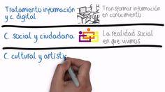 """Competencias básicas: """"una nueva forma de aprender, una nueva forma de enseñar"""""""