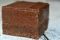 nutella brownie fudge
