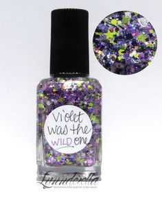 Lynnderella Limited Edition Nail Polish—Violet was the Wild One