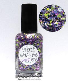 Lynnderella Limited Edition Nail Polish—Violet was the Wild One