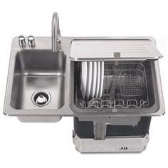 briva® In-Sink Dishwasher (KIDS36EPSS ) |