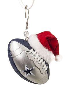 Dallas Cowboys Tree Ornaments