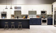 Dwell - Signature Kitchen Suite's Modern Pavilion Shines at KBIS