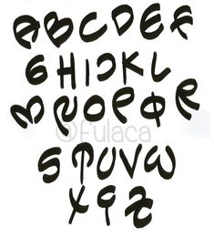 letras Timoteo                                                                                                                                                                                 Más Hand Lettering Fonts, Typography Fonts, Calligraphy Alphabet, Calligraphy Fonts, Alphabet Style, Bubble Letters, Graffiti Lettering, Decorate Notebook, Banner