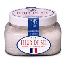 :) Das Foods Fleur de Sel De Guerande- French Sea Salt ; 6oz by Das Salt  (22)Buy new:  $7.99 (Visit the Most Wished For in Herbs, Spices & Seasonings list for authoritative information on this product's current rank.)