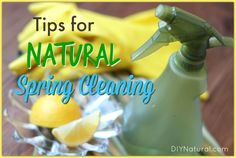 The following spring cleaning ideas are simple and easy! Implementing them creates an impeccably clean home with naturally fresh and pleasant aromas.