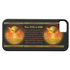Valxart Gothic Virgo zodiac astrology iPhone 5 Covers   See more gothic zodiac at http://www.zazzle.com/valxart/gifts?cg=196008037580898699 or see us on Pinterest at valxart.com or see this at http://www.zazzle.com/valxart_gothic_virgo_zodiac_astrology_case-179225509086796383