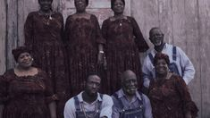 The McIntosh County Shouters - Spirituals and Shout Songs from the Georg...