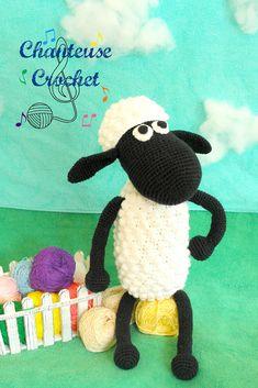 Ravelry: Shaun The Sheep Plushie pattern by Abigail Gonzalez