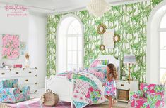 A few days ago, I stumbled upon this fabulous collaboration between Lilly Putlizer and Pottery Barn . This collection exudes that unmistak...