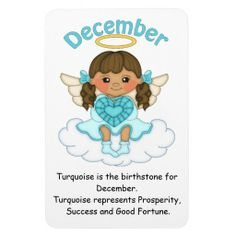 December Birthstone Angel Brunette Premium Magnet  http://www.zazzle.com/december_birthstone_angel_brunette_plaque-200558410781142726?pt=premium_magnet-160486132548774140?rf=238631258595245556