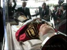 LLEGADA DE LAS RELIQUIAS DEL BEATO JUAN PABLO II A LA BASÍLICA DE GPE.