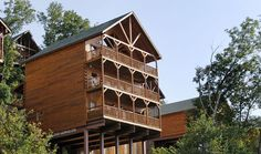 It's All Good - 4 Bedroom, 4 Bathroom Cabin Rental in Pigeon Forge, Tennessee.