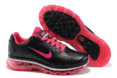 hot sale online 11dfd 6f80c Nike Air Max 2013 Leather Men Black Royal Blue  69.59 Nike Shoes Outlet,  Nike Free