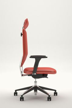 office chair NEXT U / Nowy Styl / 2008 / designed by CODE design
