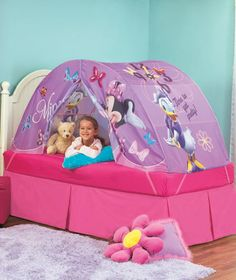 Princess Bed Tent Kids Rooms And Furniture Pinterest Kids Rooms  sc 1 st  Interior Design & Kids Bedroom Tent - Interior Design