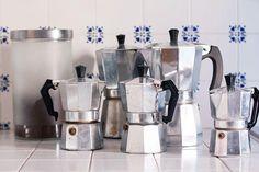 Cafe Italiano- How to make Italian Espresso (and how to use those cute coffee pots) #coffee #espresso #italy