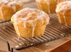 Yum... I'd Pinch That! | Peachy Yogurt Muffins