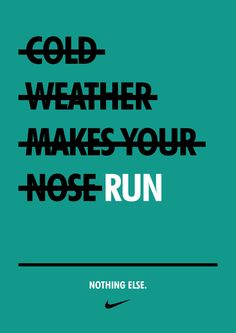 nike running posters - Google Search