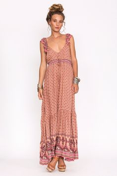 Spell Byron bay hippie dress