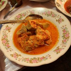 Gulai cubadak ( minang food)