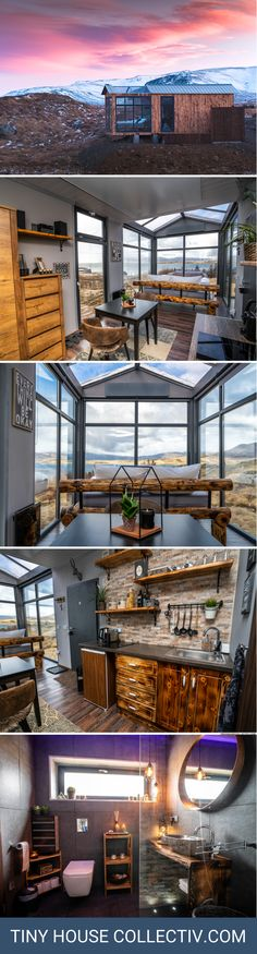 Design Interior Ideas Small Rooms Tiny House 64 Ideas For 2019 Tyni House, Tiny House Cabin, Tiny House Living, Tiny House Plans, Tiny House Design, Best Tiny House, Tiny Spaces, Small Rooms, Design Despace