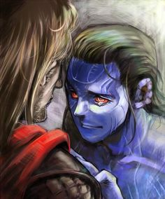 Don't you see? I'm not your brother you stupid oaf, I'm a monster.