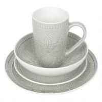 Sintra Dinnerware Collection - Light Grey