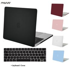 Find More Laptop Bags & Cases Information about MOSISO Crystal Matte Plastic Hard Case Cover for Apple Macbook Pro 13 Touch Bar Pro 15 A1707 Laptop Shell Pro 13 A1706 A1708 Hot,High Quality laptop shell,China pro 15 Suppliers, Cheap case cover for macbook from MOSISO Official Store on Aliexpress.com
