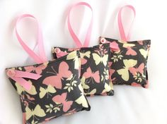 """Sachet Drawer Bags ~   Lavender Scent    """"Fallie""""   by LollysCubbyhole   $12.95"""