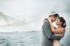 www.benjietiongco.com | Wedding Portraits by the Sea