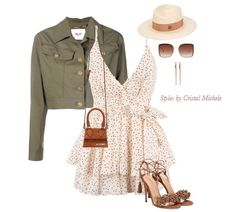 Outfits With Hats, Spring Summer, Chic, Polyvore, Image, Clothes, Style, Fashion, Vestidos