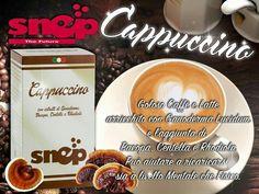 Cappuccino con ganoderma