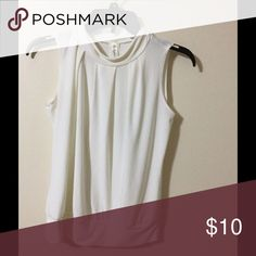 Top Like new , 95% polyster 5% spandex Perseption petite Tops