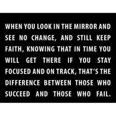 Motivation. Just keep going..