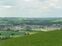 Biggar, South Lanarkshire, Scotland. 1595. 1537