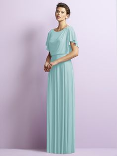 Shop Jenny Yoo For Dessy Bridesmaid Dress - Jy511 in Maracaine Jersey at Weddington Way. Find the perfect made-to-order bridesmaid dresses for your bridal party in your favorite color, style and fabric at Weddington Way.