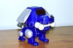 A robot dog that does tricks: | 50 Things That Look Just Like Your Childhood