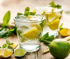 Užívejte si domácí limonády. Od malinového potěšení po okurkové drinky - iDNES.cz Cantaloupe, Fruit, Food, Essen, Meals, Yemek, Eten