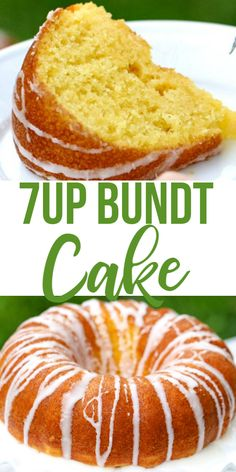 Cake Recipe - A favorite (and easy!) cake recipe is for this Cake from a box mix. Its THE moistest most flavorful EASY to make bundt cake recipe ever. Delicious Cake Recipes, Cake Mix Recipes, Pound Cake Recipes, Fudge Recipes, Yummy Cakes, Dessert Recipes, Bundt Cake Recipe Using Cake Mix, 7 Up Box Cake Recipe, Cake Recipe List