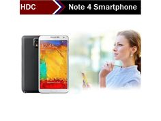 HDC Galaxys Note 4 Has 3 Versions: MTK6592 Octa Core & MTK6582 Quad Core & MTK6572 Dual Core - Android 4.4.2 Kitkat Smart Mobile Phone - HDC Mobile Phone Shop