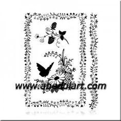 ESTAMPA TUS MEJORES DISEÑOS DE SCRAPBOOKING con estos bonitos sellos de silicona transparente y reutilizables, con motivos de primavera (florecillas, mariposa, hojas, fresas,...)