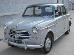 BRESCIACAR Auto Classiche - FIAT 1100 103 TV anno 1955