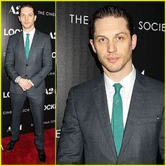#Tom Hardy Stands Out in Green Tie at 'Locke' Premiere! --- More News at : http://RepinCeleb.com  #celebnews #repinceleb #Gossip, #Music, #Newsroom, #SamiGayle, #TomHardy