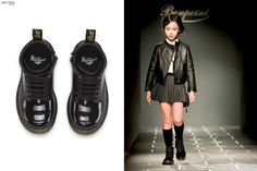 Dr Martens pour Bonpoint Collection Fall Winter 2013 / 2014 #fashion #kids #bonpoint - More on www.identitebook.com