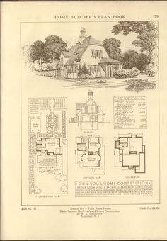 Home Builderu0027s Plan Book : Building Plan Holding Corp. : Free Download U0026  Streaming | Flipping, Building And Catalog