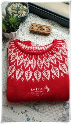 Norwegian Knitting, Fair Isle Knitting Patterns, Icelandic Sweaters, Ravelry, Hand Knitting, Stitch Patterns, Knit Crochet, Coin Purse, Sewing