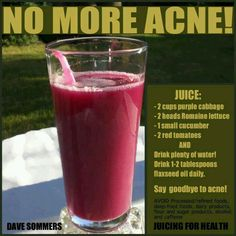 Fight those #pimples with antioxidants! #acne #skincare